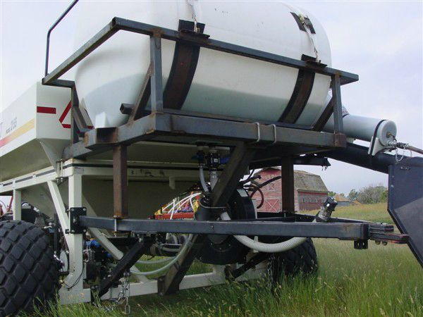 Commodity Carts Bourgault 2000 Series