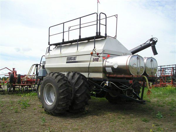 Commodity Carts- Bourgault 5000 Series