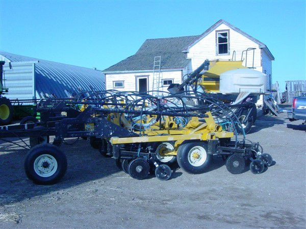 Farm equipment with house