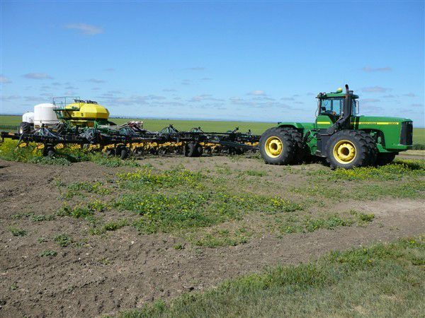 , Air Drills and Seeders