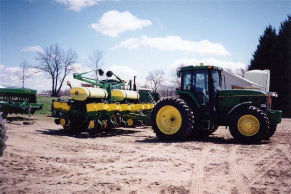 Photo of 1760, Corn Planters