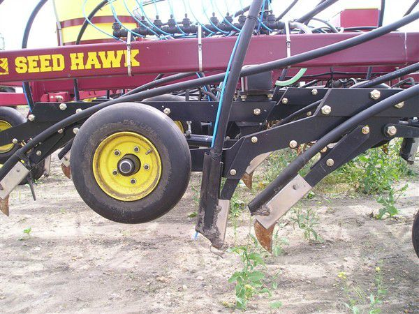 Seed Hawk farm equipment